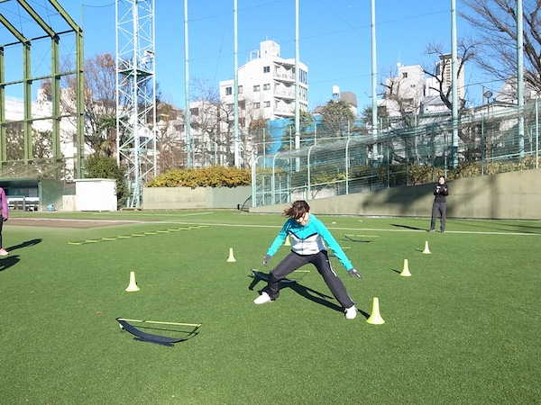 2014SPARQ Reaction/Quickness 井上プロ