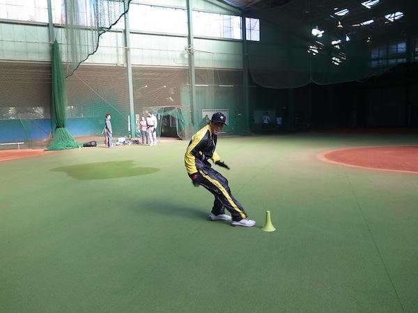 2014SPARQ Speed/Agility トレーニング 藤江選手