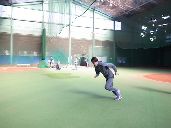 2014SPARQ Speed/Agility 諸藤プロ
