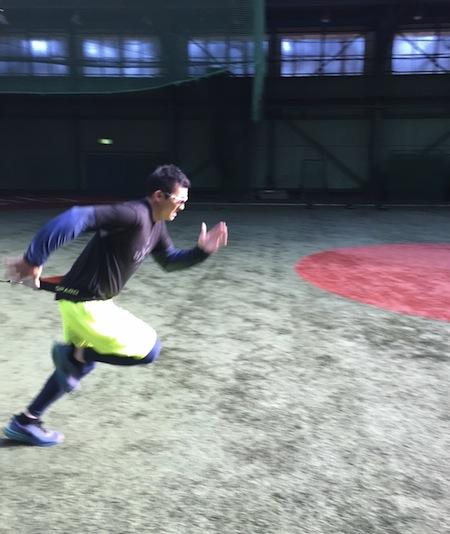 栗山選手 パワー トレーニング