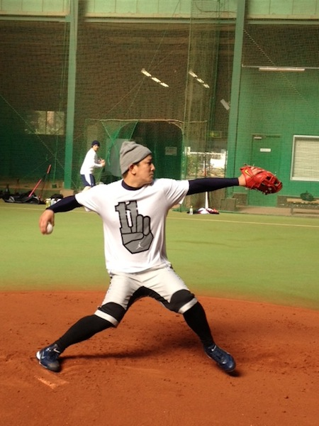 横浜・藤江選手☆