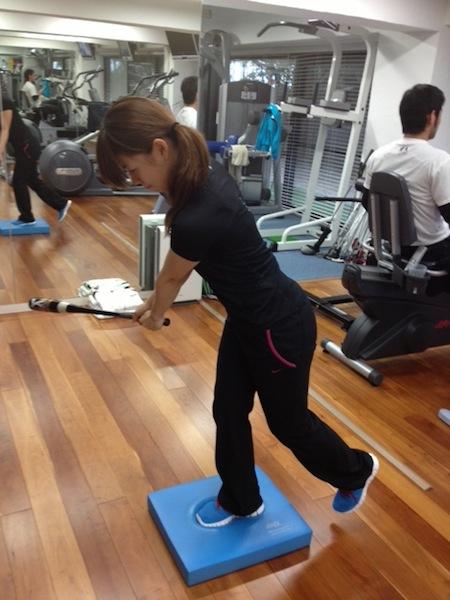 井上プロトレーニング