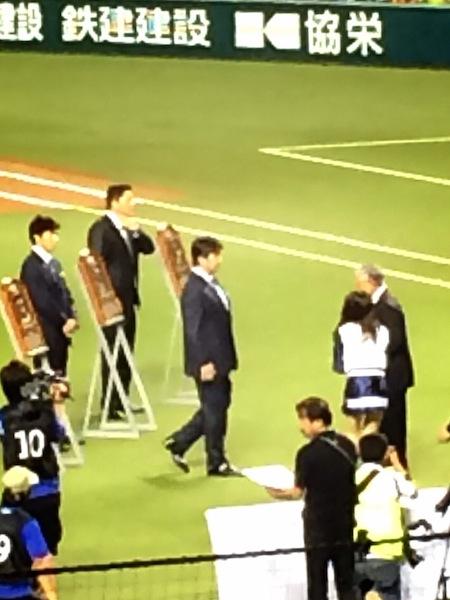 野茂さんの野球殿堂入り