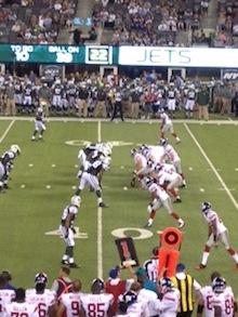 NFLの試合その1