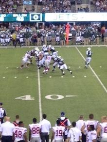 NFLの試合その2