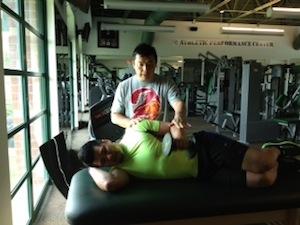 ラグビー Panasonic西原忠佑選手トレーニング No.3
